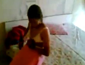 Indian Aunty Nude Enjoying With Lover Mms