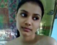 Cute First Year College Girl Nude Enjoying With Bf