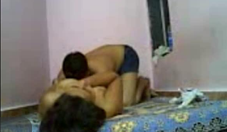 Indian Panjabi Newly Married Couple Fucking Hard On Bed