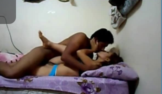 Cute Indian Mumbai Girl Fucked With BF In His Room