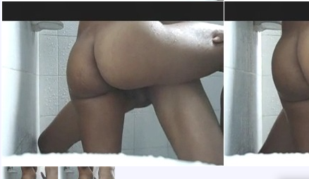 Quickie Standing Fuck With Cousin Sister in Bathroom