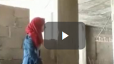 Muslim Girl Wearing Hijab Fucking in Construction Site