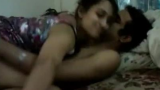 Young Sexy Girlfriend Riding Boyfriend Mms
