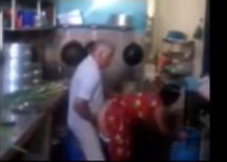 Fucked By Father In Law In Kitchen