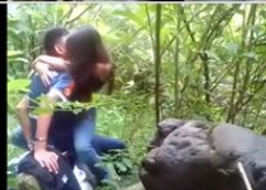 Horny Lovers Hot Fuckin In Jungle Mms