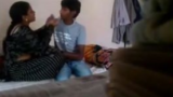 Desi Housewife Affair With Young Boy