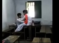 Students Caught Intimate On Hidden Cam
