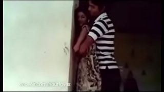 Indian amature Teacher in sari fucked